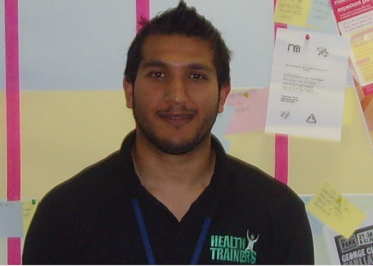 Usman Ahmed Health Trainer in South Birmingham