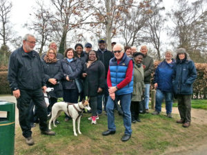 Kings Norton Park walking group