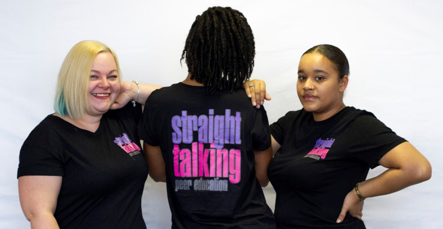 Straight Talking Peer Educators